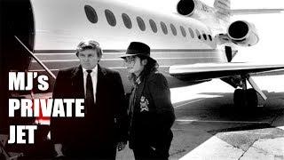 Download ABANDONED Michael Jacksons Millionaire Private Jet (His Stuff Inside) REACTION Video