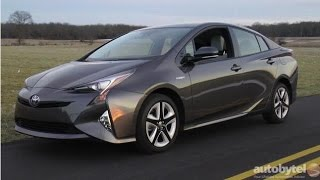 Download 2016 Toyota Prius Hybrid Test Drive Video Review Video