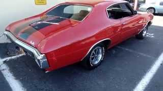 Download Killer Nice 1970 SS 396 Chevelle For Sale! Video