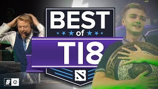 Download Best of The International 2018: Plays, Teamfights, Wombo Combos and More Video