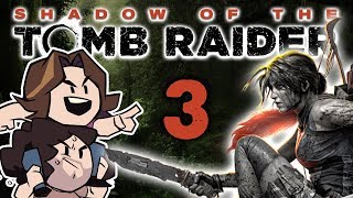 Download Shadow of the Tomb Raider: Searching the Tomb - PART 3 - Game Grumps Video