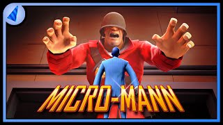 Download Micro-Mann (Saxxy 2015 Action Winner) Video