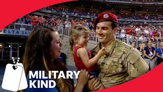 Download MLB All Star Game hosts emotional Air Force reunion Video