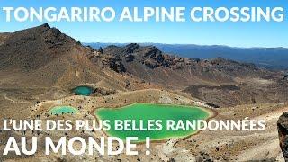 Download Tongariro Alpine Crossing, l'une des plus belles randonnées au monde ! Video