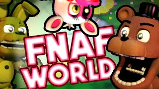 Download FNAF World | FIVE NIGHTS AT FREDDY'S CUTE EDITION!! Video