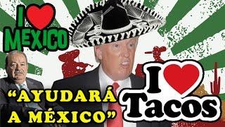 Download Carlos Slim dice que TRUMP AYUDARÁ A MÉXICO Video