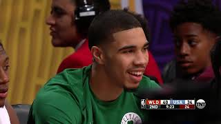 Download NBA Rising Stars Challenge 2018 Video