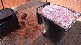 Download WORLDS MOST INSANE HOT CHOCOLATE! (80 LITRES) Video