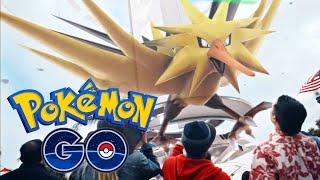Download Pokémon GO - Legendary Trailer Video
