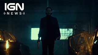 Download John Wick Is Coming to the Small Screen - IGN News Video