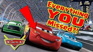 Download CARS Easter Eggs, you missed some, I promise. Video