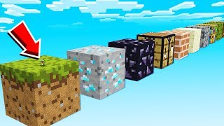 Download WORLD'S LARGEST MINECRAFT PARKOUR! (1M+ BLOCKS!) Video
