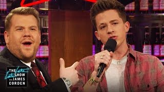 Download Beatboxing & Eyebrow Tributes w/ Charlie Puth Video