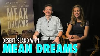 """Download Mean Dreams' Josh Wiggins and Sophie Néliss Talk Being Young Actors & Play """"Desert Island"""" Video"""