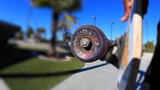 Download WORST BEARINGS AT THE PARK | SKATING THE BIG BOWL! Video