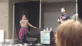Download How Laura Bailey and Travis Willingham Met Video