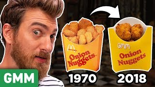 Download Recreating Discontinued McDonald's Menu Items (TASTE TEST) Video