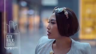 Download Experience Dubai with Ayu Dewi - City Walk Dubai - Visit Dubai Video