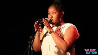 Rhea Layne - Love On The Brain - Rihanna Cover (Live at