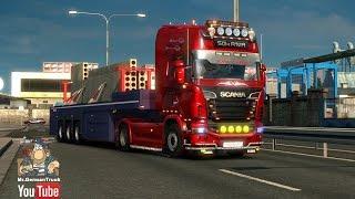 Download [ETS2 v1.23 & 1.24] Scania Mega Mod Video