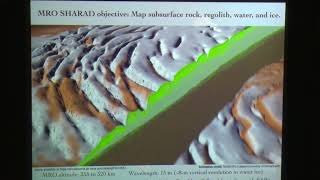 Download Subsurface Sounding on Mars and the Search for Water Ice Video