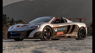 Download 1200 HP Hypercar Development Triple Turbo McLaren 12C - One Take Video