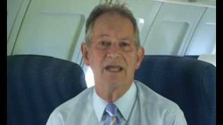 Download Our Fear of Flying Course. Fear of flying...meet Captain Keith Video