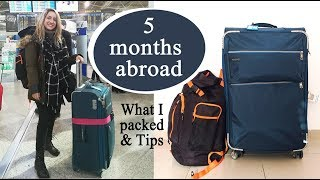 Download PACK WITH ME for ERASMUS // (Gr) 5 months in Spain,Sevilla Video