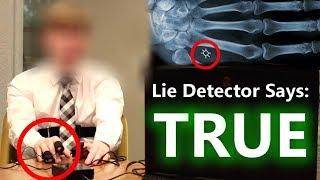 Download Time Traveler From 2045 LIE DETECTOR Test Video