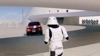 Download Nissan Juke - Star Wars - Japan CM - pub Japon Video