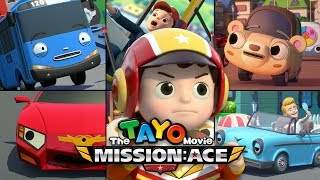 Download [The Tayo Movie] Mission: Ace 🎥 Video