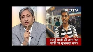 Download Prime Time with Ravish Kumar, May 24, 2018 | Can Ministers Take Up Reforming Railways Challenge? Video