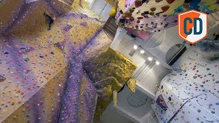 Download The HIGHEST Climbing Wall In England | Climbing Daily Ep.1424 Video