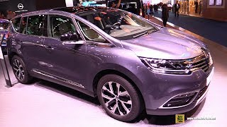 Download 2018 Renault Espace - Exterior and Interior Walkaround - 2017 Frankfurt Auto Show Video