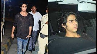 Download Shahrukh Khan Son Aryan Khan At Dhirubhai Ambani Annual Day Video