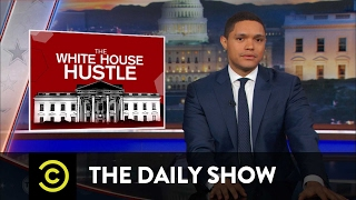 Download The Trump Family's White House Hustle: The Daily Show Video
