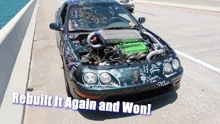 Download The Demo Teggy Broke Down, We Rebuilt It and Won! Video