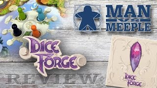 Download Dice Forge (Libellud) Review by Man Vs Meeple Video