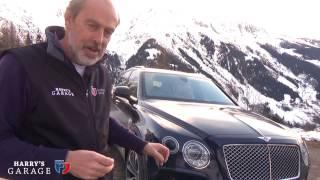 Download Bentley Bentayga real-world review. Video