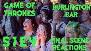 Download GAME OF THRONES Reactions at Burlington Bar /// S7 Episode 4 FINAL SCENE \\\ Video