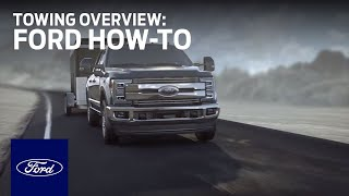 Download Towing Overview | Ford How-To | Ford Video
