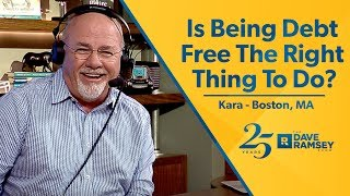 Download Is Being Debt Free The Right Thing To Do? Video