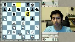 Download GAME OF THRONES | Blitz Chess #50: Tal vs. Tyrel (Philidor Defence) -ICC 5-minute pool Video