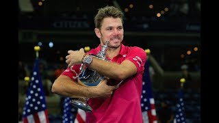 Download US Open 2016 In Review: Stan Wawrinka Video