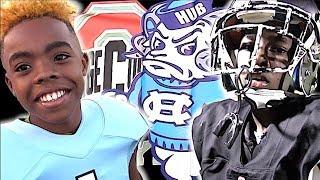 Download 🔥🔥 Bunchie Young and Compton ″Hub City″ Tarheels v OC Buckeyes 10U | SCFYFL Video