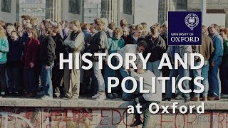 Download History and Politics at Oxford University Video