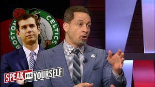 Download Chris Broussard talks Brad Stevens and Steph Curry's struggles in Game 2 | NBA | SPEAK FOR YOURSELF Video
