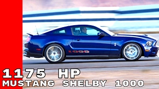 Download 1175HP Mustang Shelby 1000 Video