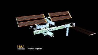 Download International Space Station Assembly Video