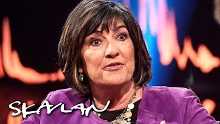 Download Amanpour on CNN being called «fake news» by Trump: – It's really corrosive | SVT/NRK/Skavlan Video